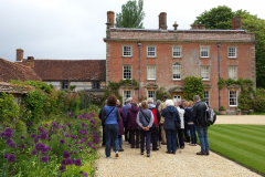 23 Group talk at Chisenbury Priory